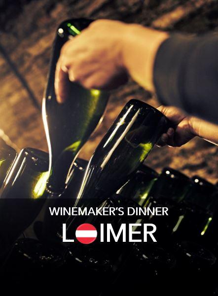 Winemaker's dinner med Loimer